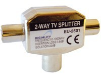 Maximum TV splitter EU-2501