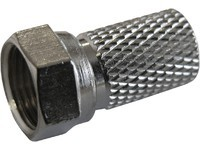 Maximum F-Connector for 6.6 mm Cable