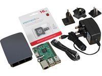 Raspberry Pi Official Starter Kit - Black