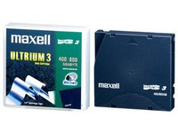 Maxell Ultrium LTO3 band 400GB/800GB