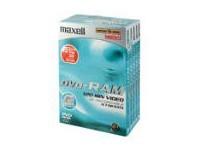 Maxell DVD-RAM 4.7GB 3X Videobox