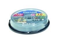 Maxell DVD-R/16x/Spindel 4.7GB/10pc