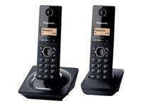 Panasonic KX-TG1712 Duo, Black