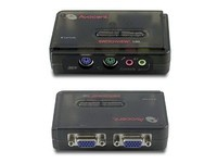 Vertiv 2 Port PS/2 Switch W/PS2 Cable