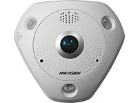 Hikvision 12MP, Dome Outdoor, Fisheye
