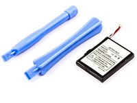 MicroBattery 2.2Wh MP3, MP4 & Audio Battery