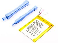 MicroBattery 3.5Wh MP3, MP4 & Audio Battery