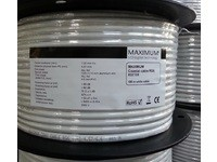 Maximum Coax cable RG6 1.02/4.57/6.6mm