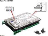 HP Inc. 4.3 ULTRA 10 K WIDE SCSI