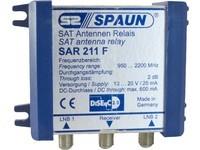Spaun SAR 212 F, relay