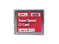 MicroStorage Compact Flash Card 400X 16GB