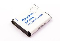 MicroBattery 2.6Wh Digital Camera Battery