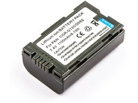 MicroBattery 8.1Wh Camcorder Battery
