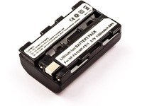 MicroBattery 4.8Wh Camcorder Battery