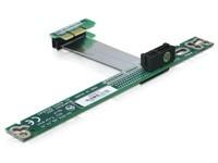 Delock PCI-E x1 flexible cable 7cm