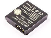MicroBattery 4.6Wh Camcorder Battery