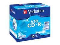 Verbatim AZO 52X Crystal 700MB
