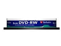 Verbatim DVD-RW 2X 8 cm 1.4GB Hard