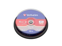 Verbatim BD-RE Single Layer 25GB 2X