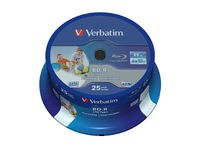 Verbatim BD-R Single Layer 6X LTH 25 GB