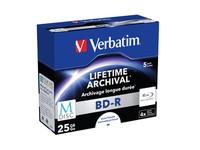 Verbatim BD-R M-disc Single Layer 4x