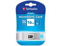 Verbatim 16 GB SD Micro (SDHC)