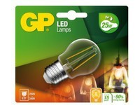 GP Batteries GP LED Filament Mini Globe E27