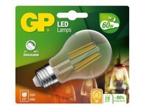 GP Batteries GP LED Filament Classic E27
