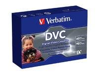 Verbatim 60 minute DVC 1 pack.