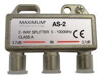 Maximum Antenna AS-2 splitter