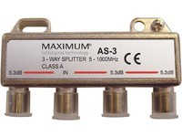 Maximum Antenna AS-3 splitter