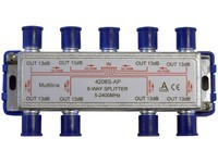 Maximum Splitter 8 way 5-2250 MHz 8xdc