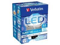 Verbatim LED MR16 12 volt 6,5 W