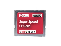 MicroStorage CF Card 600X 4GB SLC