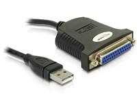 Delock USB 1.1 > parallel (DB25) 0,9m