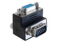 Delock VGA 270Angled Adaptor D-sub 15