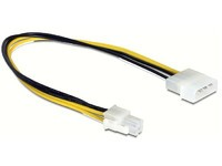Delock P4 male > Molex 4pin male