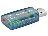 MicroConnect USB - Soundcard 2.0