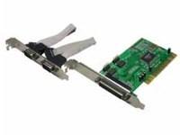 Mcab PCI Karte 2xSeriell 1xParallel