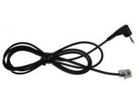 Jabra Cord 2.5mm plug to mod plug