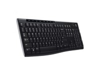Logitech K270 Keyboard, Pan Nordic