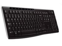 Logitech K270 Keyboard, US/Int