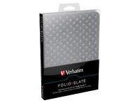"""Verbatim Folio Slate Kindle Fire HD 7\"""""""