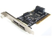 ST Labs PCI SATA Raid 4+2 PORTS