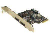 ST Labs PCI Express 1X Serial ATA II