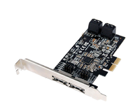 ST Labs PCIe SATA 6G 4CH RAID