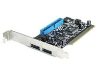 ST Labs PCI SATA RAID 2Chanels