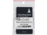 Evolis ACL006 Adhesive Cleaning Card