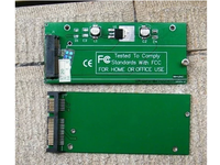 MicroStorage ASUS UX31 SSD \'s tester board