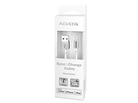 ADATA Lightning & Sync Cable white
